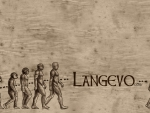 Langevo. com - Language evolution