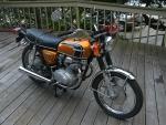 Honda CB350 1972