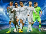 Real Madrid Champions League Wallpapers
