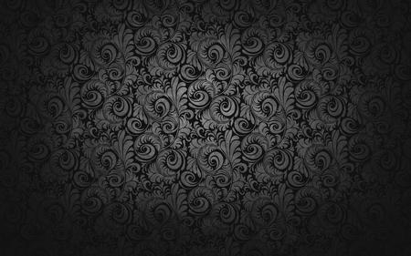 Dark And Silver Piecli Texture