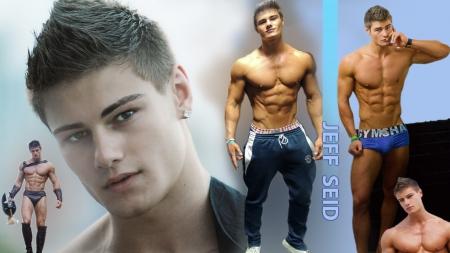 Jeff Seid - Jeff Seid, model male, bodybuilding, beauty male face