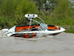 Sport 210 Wake Boat