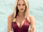 Candice Swanepoel gorgeous blonde supermodel