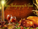 Happy Thanksgiving everyone