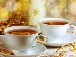 Moments of relaxation - tea