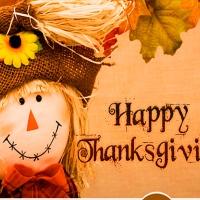 Happy Thanksgiving America