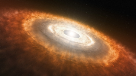Protoplanetary disk - entertainment, planets, technology, other, space