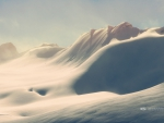 Fresh Powder on Nunatuk by Stewart Hamilton