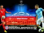 Bayern Munich - Manchester City Champions League 2013