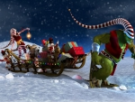 Santa's Emergency Delivery Team