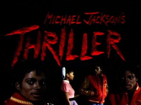 Michael Jackson Thriller - michael jackson, Michael Jackson Thriller, thriller, king of pop