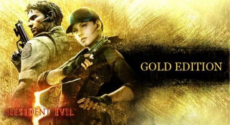 Resident Evil 5 Gold Edition - Resident Evil & Video Games
