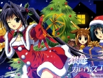 Merry Christmas Anime