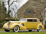 Cadillac V16 452 D Imperial Convertible 1935