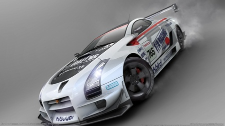 Street Racer  Ridge Racer 7 - ps3, ridge racer, street racer, sport car, ridge racer 7, racing car