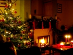 WARM CHRISTMAS NIGHT
