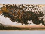painting passenger pigeons