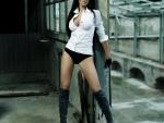 federica ridolfi gorgeous brunette supermodel