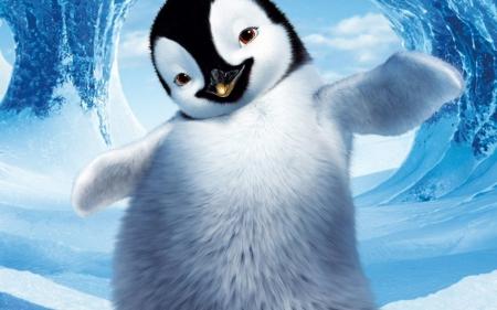 Happy Feet 2006 Movies Entertainment Background Wallpapers On Desktop Nexus Image 1633455