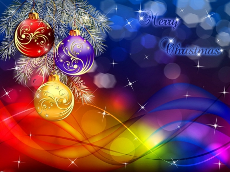 Merry Christmas - Other & Abstract Background Wallpapers on Desktop ...