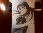 Biakuya Kuchiki Captain Of Squad 6