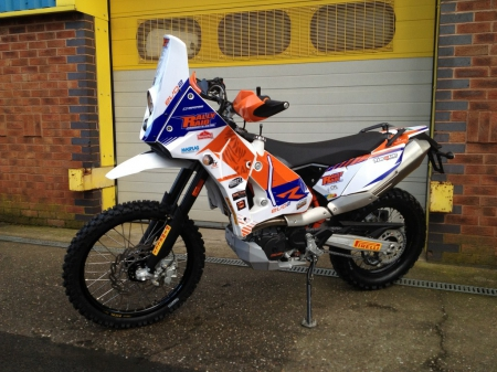 KTM 690 Evo 2 Rally Raid - thrill, bike, rally, ride