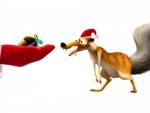 A nut from Santa