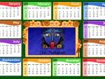 mahakali calendar 2014