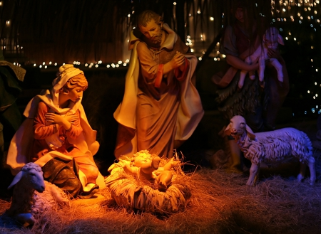 Nativity of our Lord ♥ - nativity, Christmas, holidays, blessed