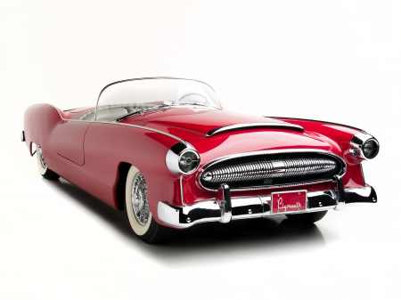 Plymouth Belmont Concept Car 1954