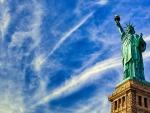the beautiful statue of liberty