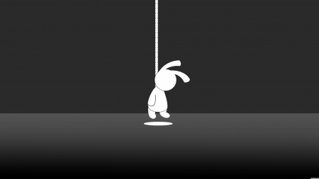 Suicide Bunny Fantasy Abstract Background Wallpapers On