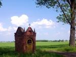 roadside shrine in the czech republic