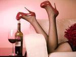Stilettos-and-Wine