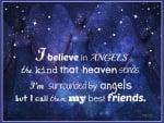 ♥ ✰✰✰Friends Are Angels✰✰✰ ♥