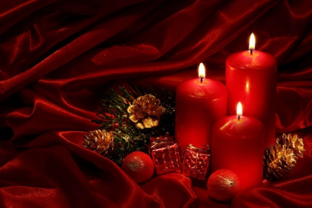 3 advent candles photography abstract background. Black Bedroom Furniture Sets. Home Design Ideas