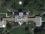 The White House From Space