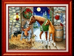 Holiday in the Barn F2
