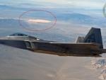 Raptor Over Area 51