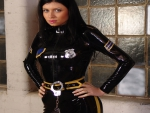 Latex Police Officer