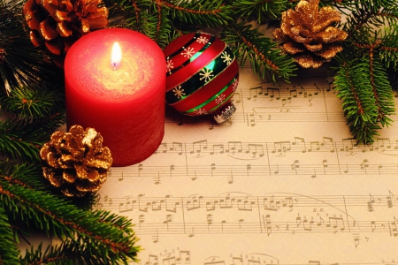 Christmas Song Other Amp Abstract Background Wallpapers On