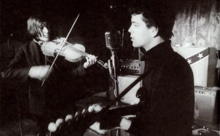 Velvet Underground Music Entertainment Background