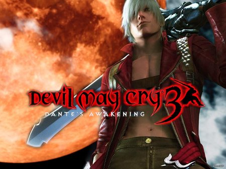 Devil May Cry 3 Dante Other Anime Background Wallpapers