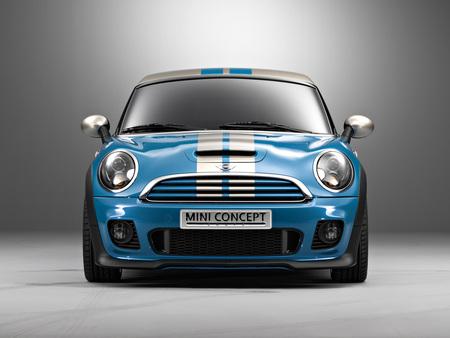 Mini Coupe Concept 2009 Mini Cooper Cars Background Wallpapers