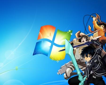 Windows Sword Art Online Background
