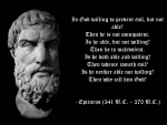 Epicurus quote