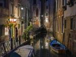 *** Venice night ***