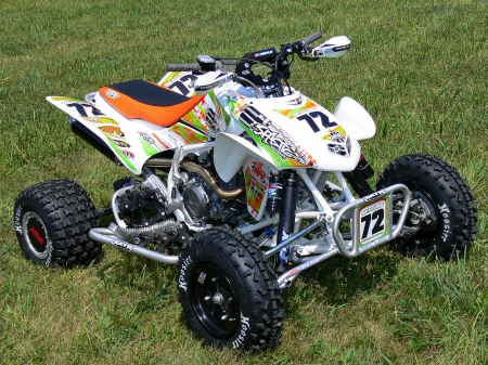 Honda TRX 450R - Honda & Motorcycles Background Wallpapers on ...