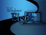 Blue Windows 8
