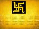 swastika 2014 calendar